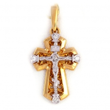 Крест Христианский-Православный